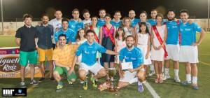 Torneo Futbol 7 Miguelitos Ruiz